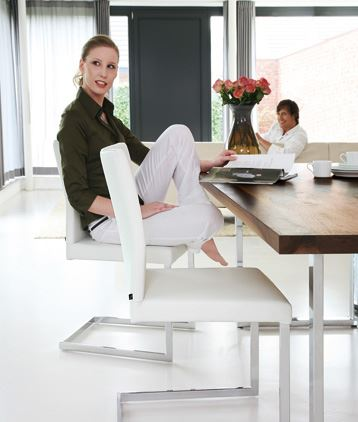 FEEL Chair Cantilever without Arm